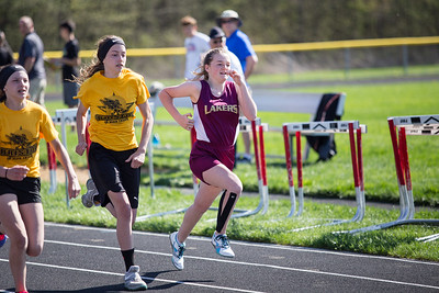 PV Jr High Track NAC Meet