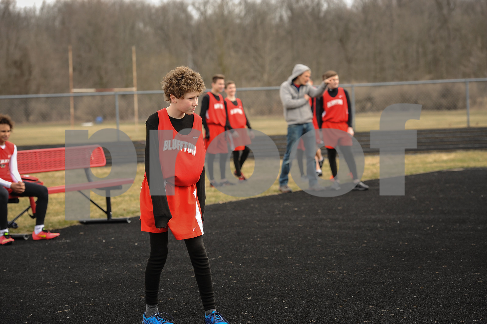 3-26-18 BMS track at Perry-1