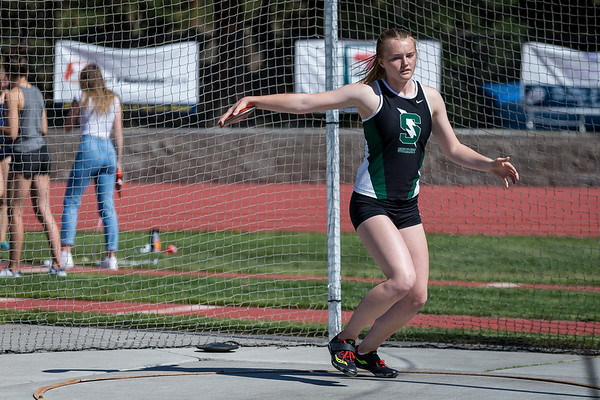 JV Bend city championship track meet