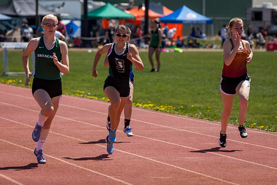 Madras High School track meet