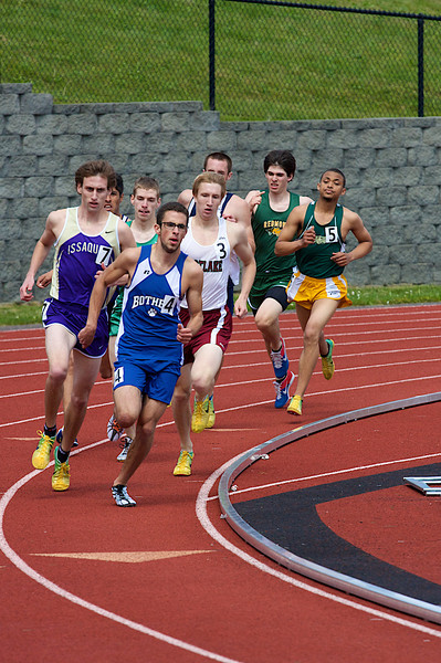 BHS Track Districts 2009