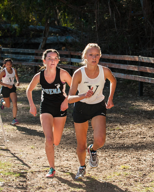 Channel League Cross Country Championships 2016