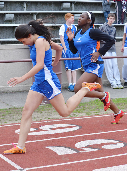 FHS vs LHS Track Meet