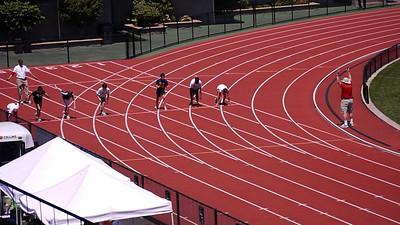 Dawson 100m finals, 11-12 boys