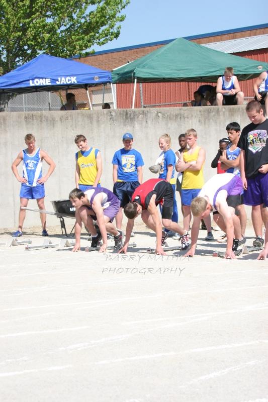 Lawson Track at Plattsburg 04-22-06 027