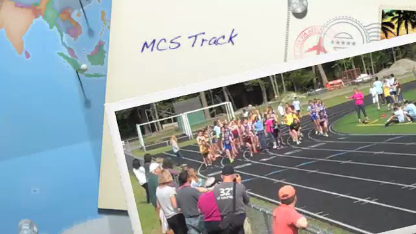 MCS track meet @ SBHS