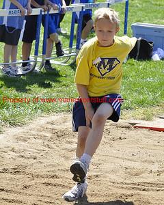 Mariemont Elementary Track Meet 2010-04-10 12