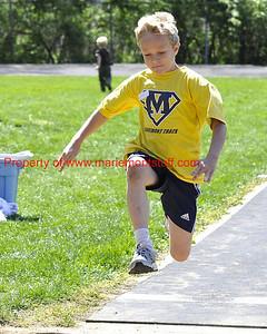 Mariemont Elementary Track Meet 2010-04-10 13