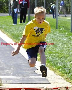 Mariemont Elementary Track Meet 2010-04-10 17