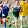 Oakmont's Stephen Altobelli runs the 2 mile during the Mid-Wach C track championship on Thursday afternoon. SENTINEL & ENTERPRISE / Ashley Green