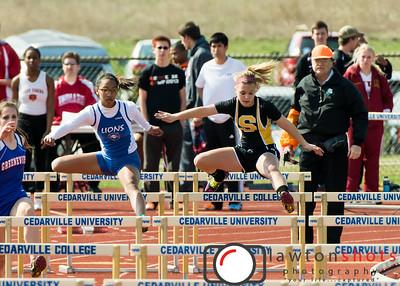 Shawnee High School Track
