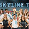 Skyline Girls Track Banner 2019