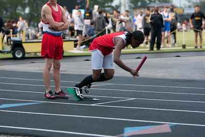 Tomball Track Meet (2011-02-16)
