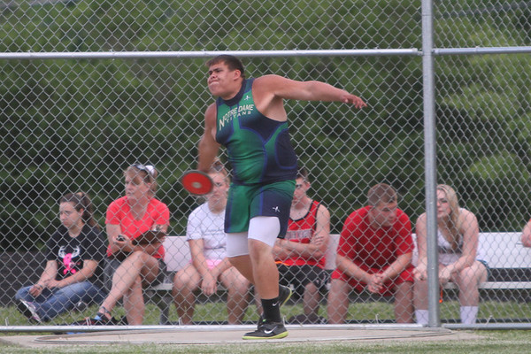 11a Southern Ohio Conference Meet First Day 2014