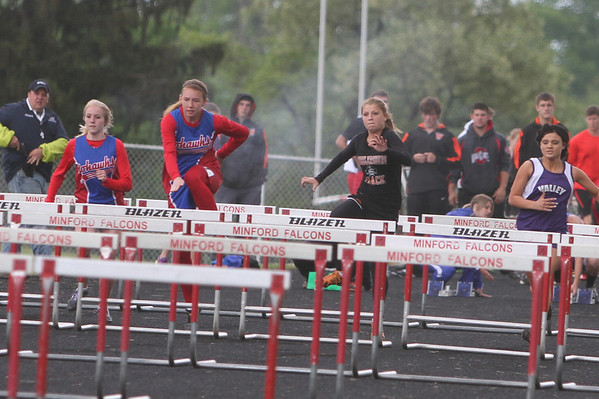 11b Track:  Southern Ohio Conference Meet Thursday Batch 1