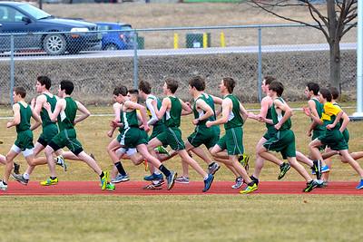 2013 Track @ BFA  St. Albans 04.09.13
