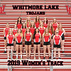2019 Whitmore Lake Womens TrackTeam 8x10