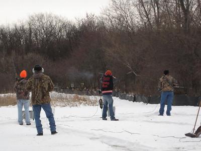 David - Trap Shooting