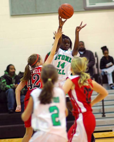 Travel Basketball (Girls) 2008