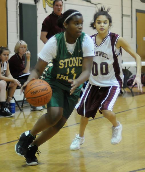 Travel Basketball (Girls) 2009