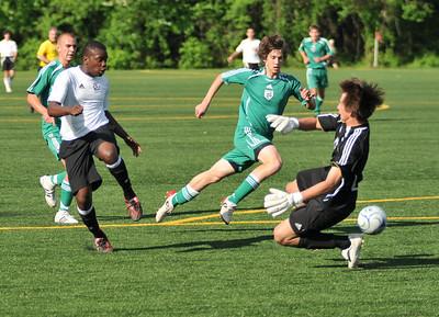 Travel Soccer (Boys) Spring 2009