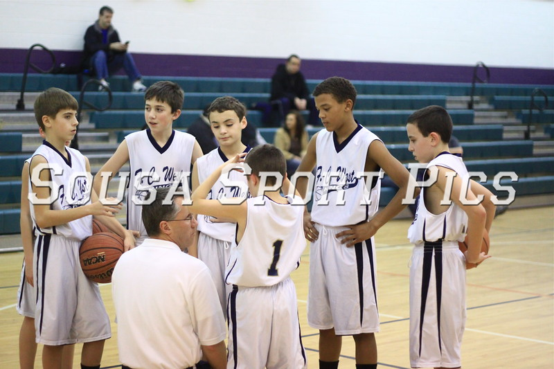 Travel Basketball 2012
