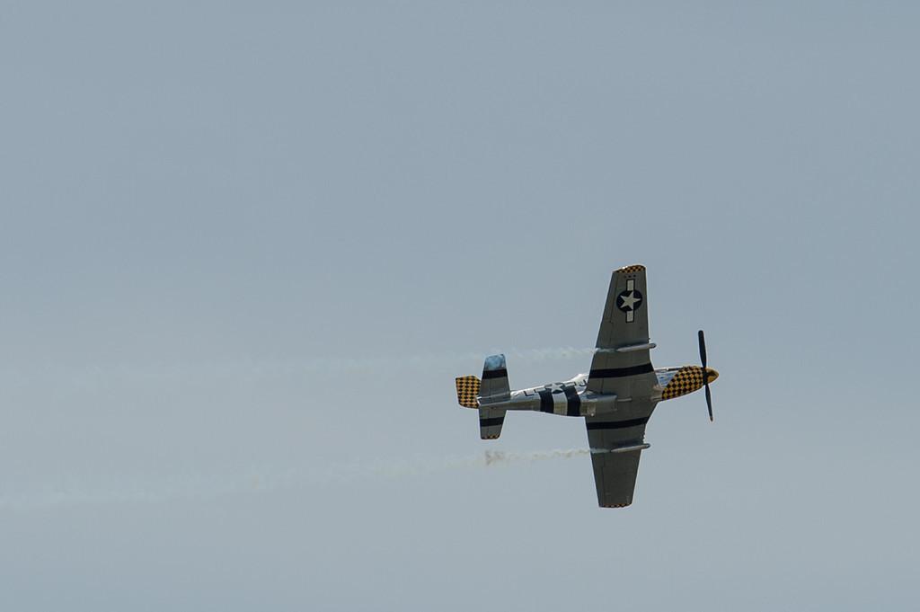 Mustang P51...