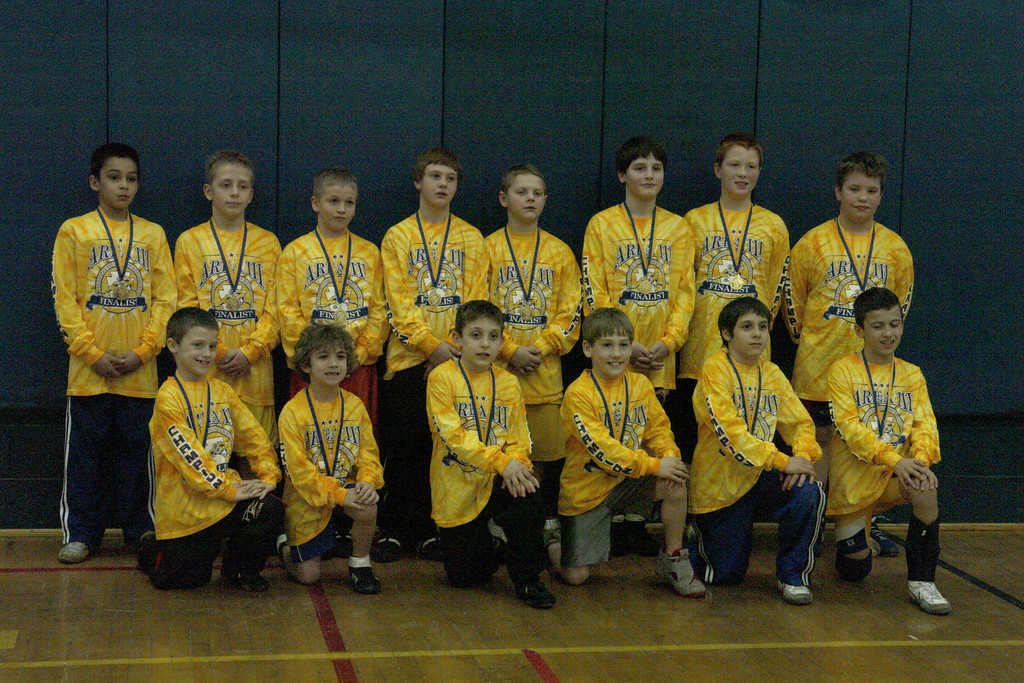 Ages 10 & Under Area III Champions