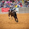 Clint Laye scores 84.5 at Amarillo Tri State Fair and Rodeo closing night. September 22, 2018 [Shaie Williams for Amarillo Globe News]