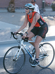 Tara Davis - Soma Triathalon - October 28, 2007