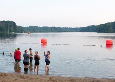 2012 Tri For Life Swim