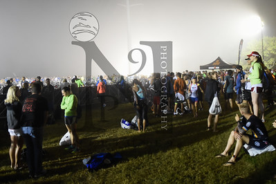 Ironman 70.3 Austin (Longhorn 70.3), Texas 30 Oct 2016. The swim portion was canceled due to foggy conditions at Walter E Long Park at Decker Lake. Gallery: http://smu.gs/2fxvqJP