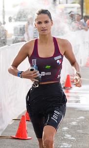 Carolina Dementiev from Panama at Ironman 70.3, Panama 2013
