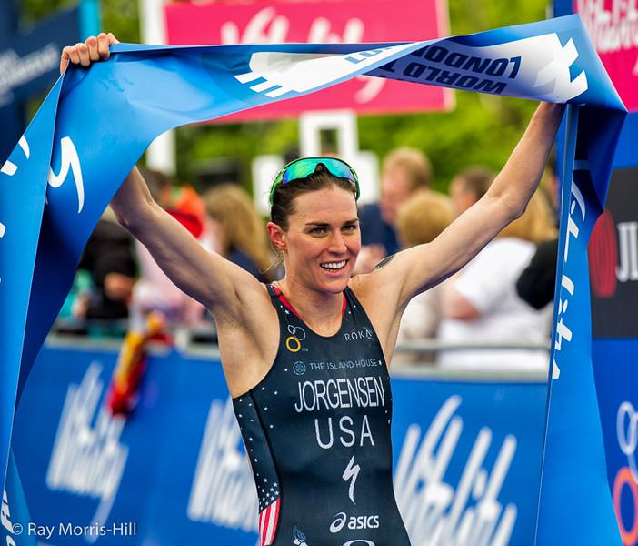 Gwen Jorgensen (USA)