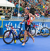 Jonny Brownlee (GBR) in transition
