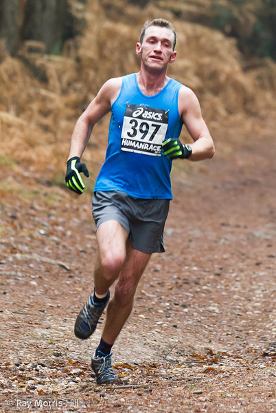 Matthew King, Winner of the Run event