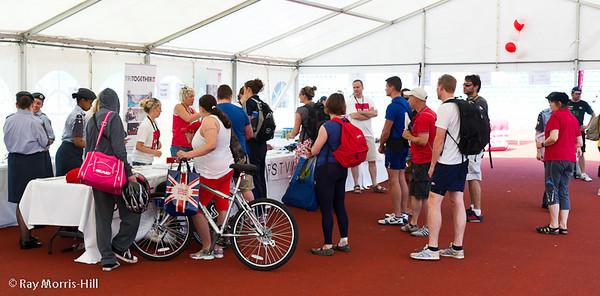 Leonard Cheshire Disability Tri Together Triathlon