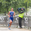 Gold Medal winner Alistair Brownlee (GBR)