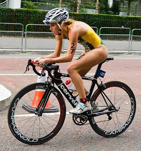 2013 Women's Triathlon ITU World Championship London