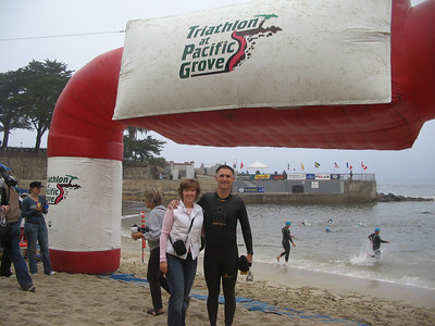Triathlon at Pacific Grove 2009