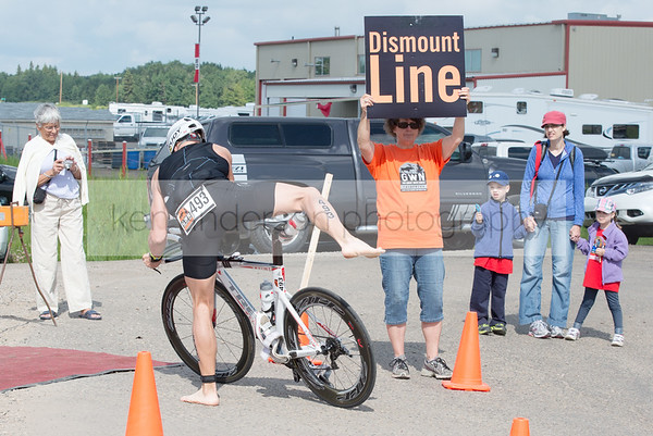Great White North Triathlon 2013