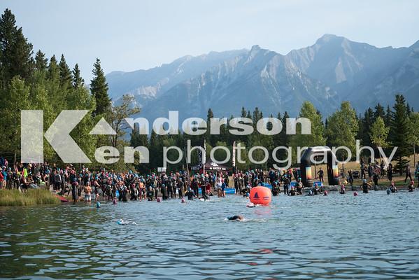 2017 Xterra Canmore Triathlon and Duathlon