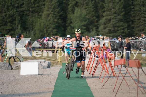 2017 Xterra Canmore Triathlon and Duathlon