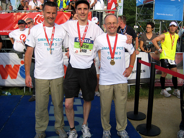 Quelle Challenge Roth 2008, 2009 and 2013