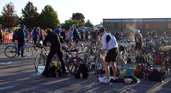 Saint Peters RecPlex Fall Triathlon