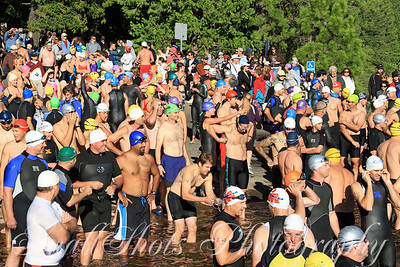 2010 Tinman Triathlon sponsored by the Dunsmuir CA Rotary Club at Lake Siskiyou, Mt Shasta, CA 9/5/2010