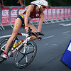 Faris Al-Sultan biking to victory (Ironman Klagenfurt)