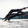 SP&O Mechelen Topteam dives for training in Hazewinkel