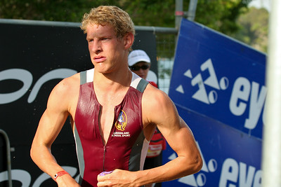 2008 Noosa Triathlon, Noosa Heads, Sunshine Coast, Queensland, Australia. Photos by Des Thureson - http://disci.smugmug.com