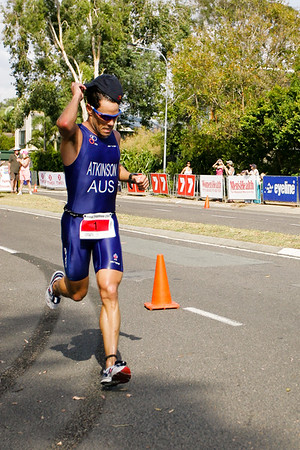 Courtney Atkinson - 2008 Noosa Triathlon, Noosa Heads, Sunshine Coast, Queensland, Australia. Photos by Des Thureson - http://disci.smugmug.com